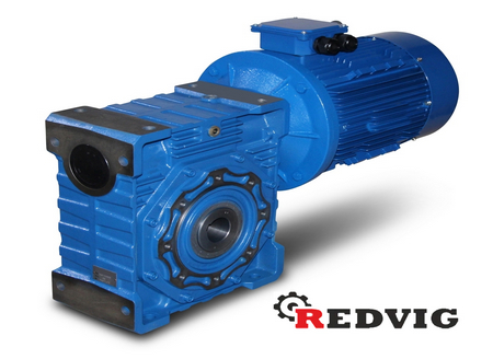 Electric motors, reduction gears, motor-reduction gears «REDVIG»