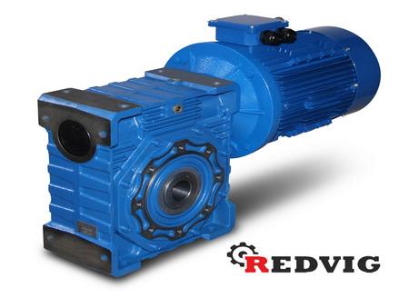 Електродвигуни, редуктори, мотор-редуктори «REDVIG»